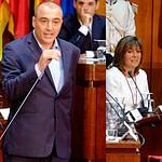Presa de possessió dels nous regidors d'ERC